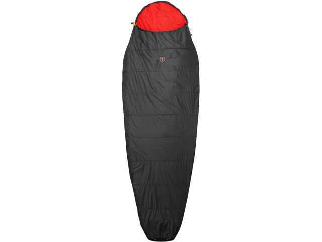 Fjällräven Funäs Sleeping Bag Long dark grey